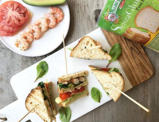 Club sandwich estivo